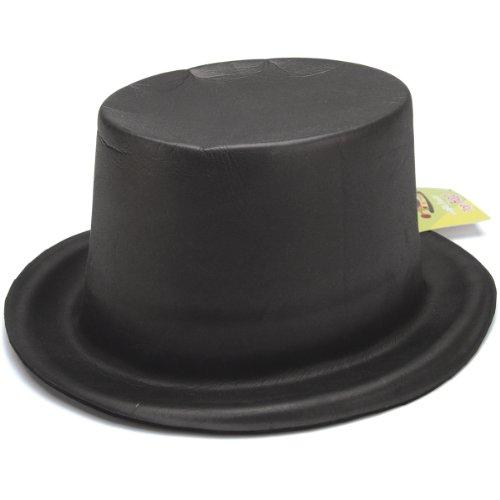 Fibre Craft Kids Foam Top Hat, Black