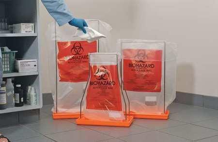 autoclav. Bolsa de basura, 3 L, transparente, PK100: Amazon ...
