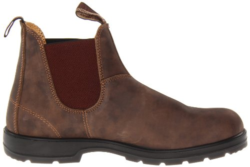 Blundstone Classic Comfort 585, Bottes Chelsea mixte adulte, Marron (Brown), 39