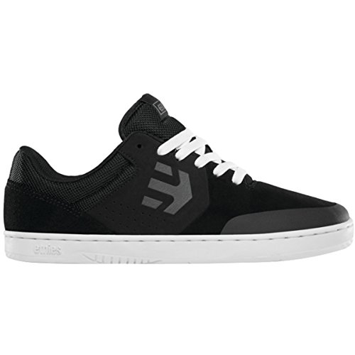 Etnies Mens Marana Shoes Footwear Black/White/Grey 12