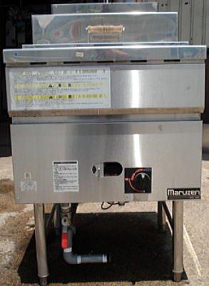 ガス食器洗毒槽 マルゼン MGC-066C   B0792SLK4S