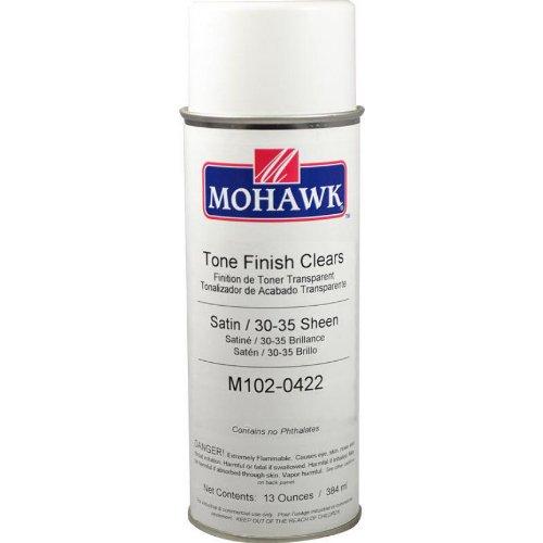 Mohawk Tone Finish Clear Lacquer - Satin