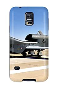 Tpu Case For Galaxy S5 With Aircraft