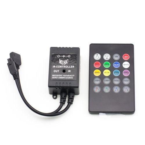 SUPERNIGHT Infrared Controller Remote Flexible product image