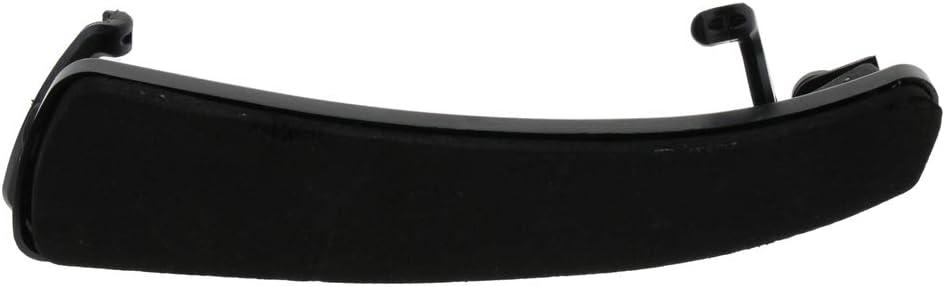 Taille L FixnZip Curseur en Nickel Noir pour Fermeture /éclair