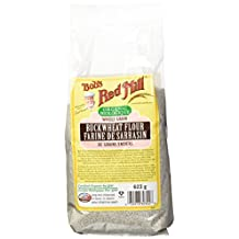 Bob's Red Mill Organic Buckwheat Flour, 623 gm