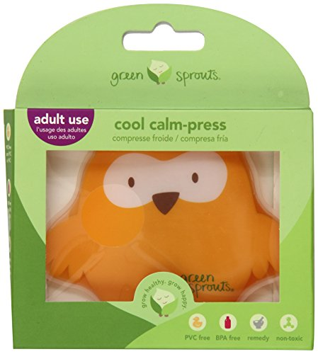 green sprouts Cool Calm Press