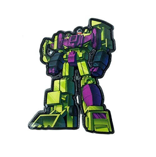 Loot Crate DX The Transformers Pin G1 Devastator Pin Retro Inspired Pin