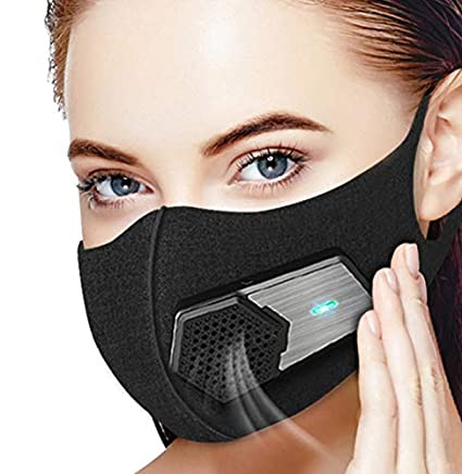 Dust electric Electric Sports Air Mask Respirator N95
