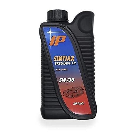 Aceite Motor IP sintiax Aceite Excel 5 W/40 lata de 1 litro benzina-turbo Diesel: Amazon.es: Coche y moto
