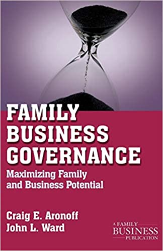 Family Business Governance Maximizing Family and Business Potential