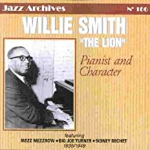 """Willie """"The Lion"""" Smith: 1935/1949 (Pianist and Character)"""