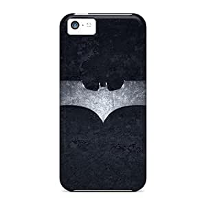 Hot Fashion Yss4769lCBm Design Case Cover For Iphone 5c Protective Case (dark Knight Hd)