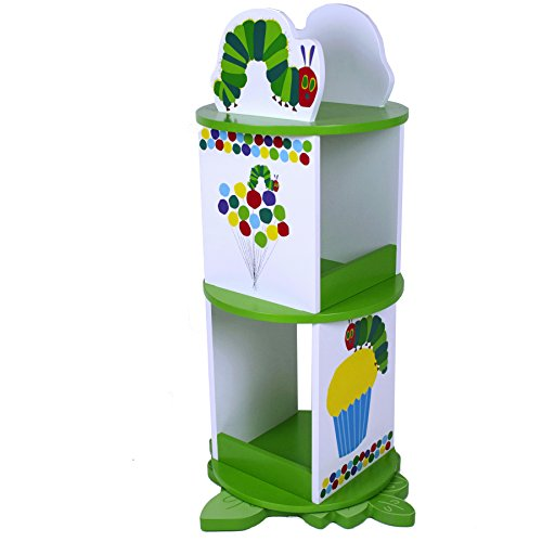 levels-of-discovery-very-hungry-caterpillar-revolving-bookcase-bookcase-one-color-one-size