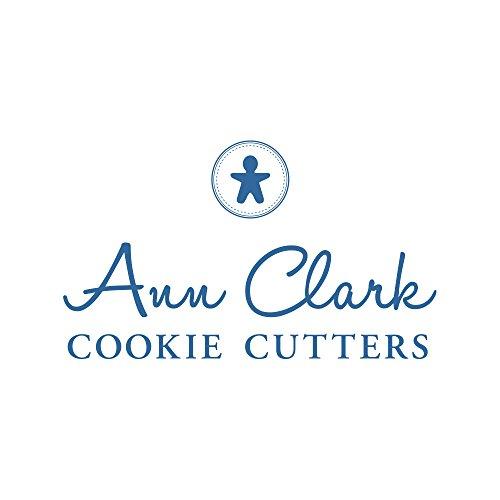 """Ann Clark Cookie Cutters Cloud Cookie Cutter, 3.75"""""""