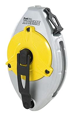 Stanley 47-480L 100 FatMax Xtreme Chalk Box from Stanley