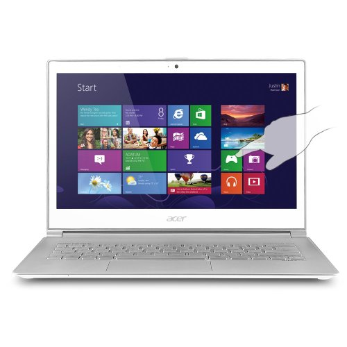 Acer Aspire S7-391-6468 13-Inch Touchscreen Ultrabook (1.8 GHz Intel Core i7-3537U Processor, 4GB DDR3, 128 GB SSD, Windows 8) White