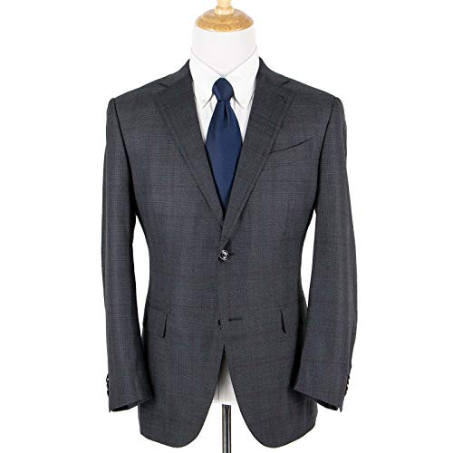 Ermenegildo Zegna Mil Easy Grey Red Trofeo 600 Wool for sale  Delivered anywhere in USA