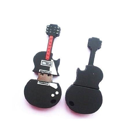 16GB Guitarra Electrica Pendrive Pen Drive Memoria Usb-PD029(Envío de Fábrica 25 días