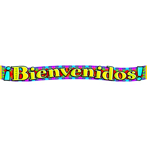 TREND enterprises, Inc. ¡Bienvenidos! (SP) Quotable Expressions Banner, ()