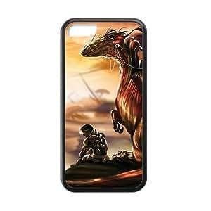 CASECOCO(TM) Dinosaur Series Case&Cover for iPhone 5c