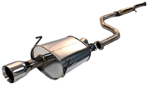 Tanabe T70001 Medalion Touring Cat-Back Exhaust System for Acura Integra RS/LS/GS 1994-2001