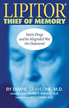 Lipitor Thief of Memory by [Graveline MD MPH, Duane]
