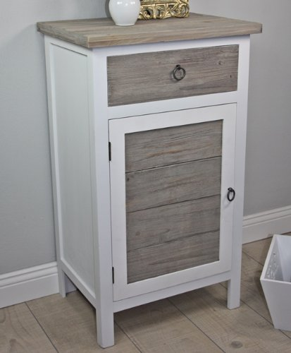 nachttisch holz rustikal. Black Bedroom Furniture Sets. Home Design Ideas