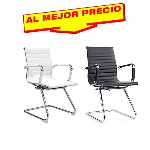 Silla Despacho Sin Ruedas