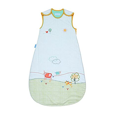 18-36m 2.5 Tog Rainy Days Jacquard Grobag Baby Sleeping Bag by The Gro Company