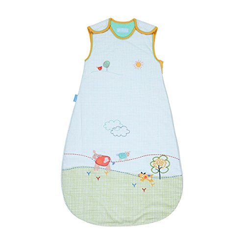 The Gro Company Happy Hill Grobag, 0-6 Months, 2.5 Tog AAA5286