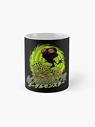 King Of The Monsters Mug - 11oz - The most meaningful gift for family and friends. -
