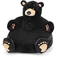 Big Sky Carvers Bearfoots Bears Huggles the Bear Plush Chair