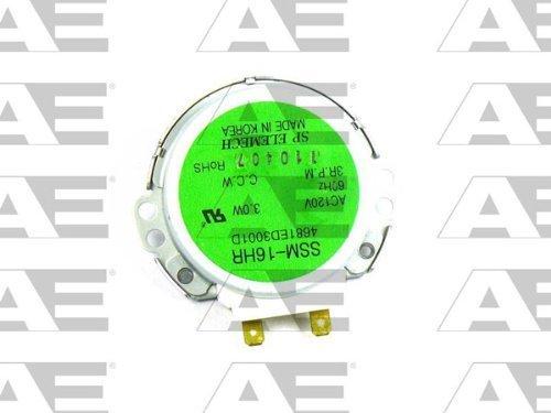 LG Electronics 4681ED3001D Dishwasher Diverter Motor for Spray Arms ()