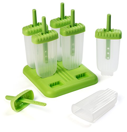 Supreme Set Of 6 Ice Pop Molds By - Ice Pop Maker Metal