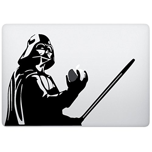 Price comparison product image Sticker decal with Darth Vader design, Computer Sticker, Laptop Sticker, Macbook Sticker, Ipad Sticker, Computer Decal, Laptop Decal, Ipad Decal. Cool Accessories for Laptop, Computer, Macbook.