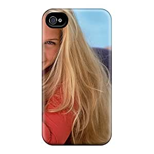 Excellent Design Anna Kournikova Case Cover For Iphone 4/4s