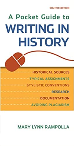 A pocket guide to writing in history eighth edition kindle a pocket guide to writing in history eighth edition eighth edition kindle edition fandeluxe