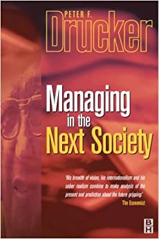 Book Managing in the Next Society