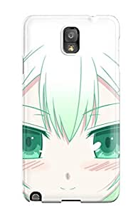 For Galaxy Note 3 Tpu Phone Case Cover(baka To Test To Shoukanjuu)