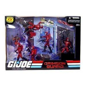 G.I. JOE Exclusive Action Figure Troop B - Cobra Crimson Guard Shopping Results