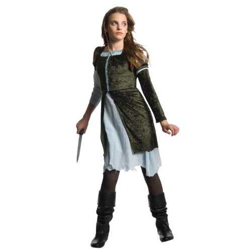 Snow White & The Huntsman - Snow White Tween/Child Costume Size Small (Snow White & The Huntsman Snow White Tween Costume)