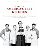 Here in America's Test Kitchen, Cook's Illustrated Magazine Editors, 0936184590