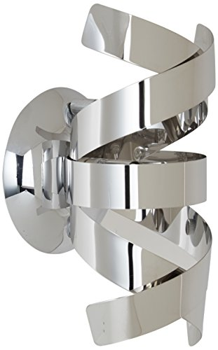 Artcraft Lighting Bel Air Wall Bracket, Chrome - Bellacor Metal Chandelier