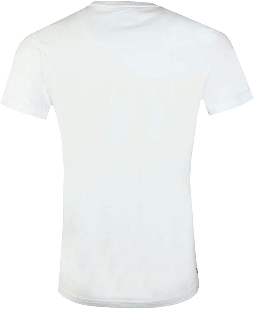 Weekend Offender - Camiseta - para Hombre Azul Blanco Large ...