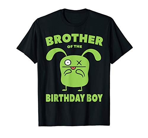Ugly Dolls Ox Shirt Brother of the Birthday Boy T-Shirt]()
