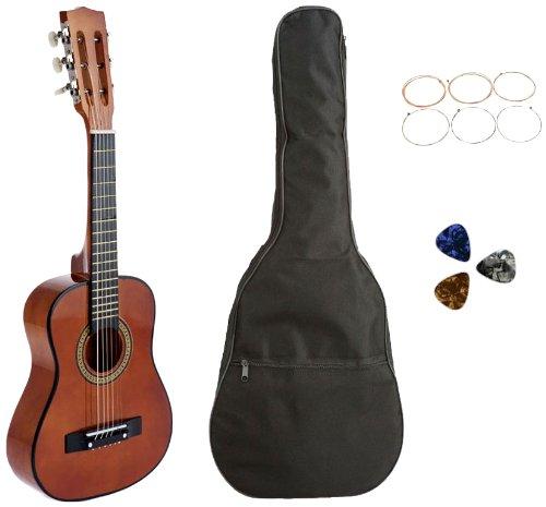 Star Kids Acoustic Toy Guitar 27 インチ Brown with Bag, Strings & Picks, CG621-BSP-BW アコースティックギター アコギ ギター (並行輸入) B00IGISEB0
