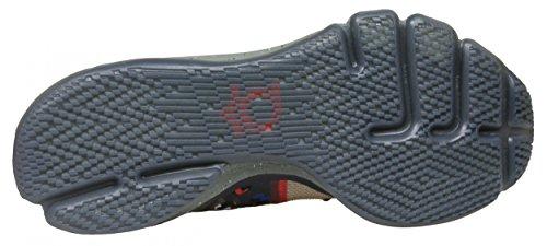 Nike - Zapatillas de tela para hombre multicolor Multi-Color/Multi-Color Medium