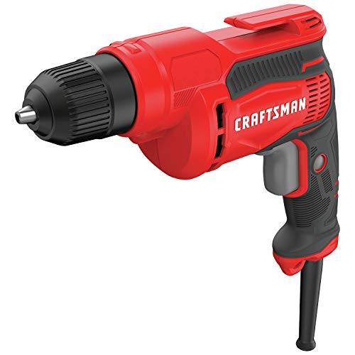 CRAFTSMAN Drill/Driver, 7-Amp, 3/8-Inch (CMED731)