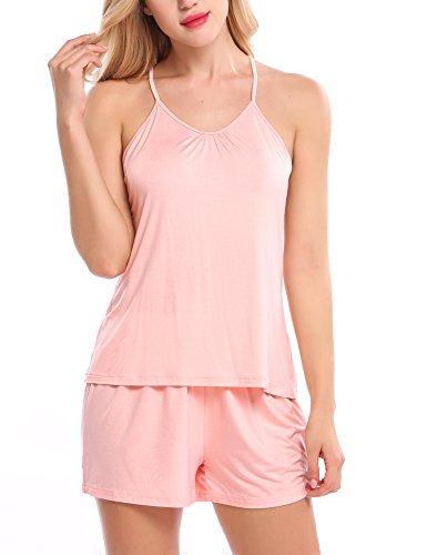 Avidlove Womens Halter Pajama Shorts